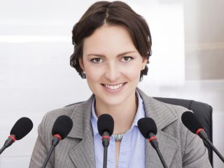importance of a good spokesperson for your business